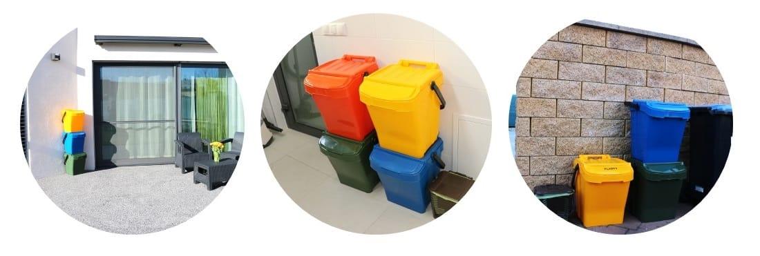 nadoby na trideni odpadu