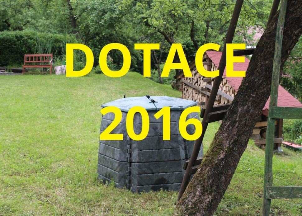 dotace zahradi kompostery 2016