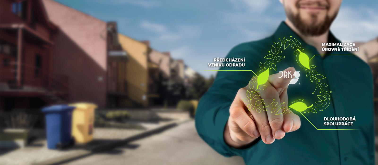 Svěřte odpadové hospodářství odborníkům