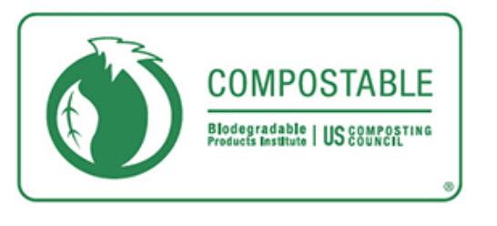 certifikát na kompostovatelné sáčky